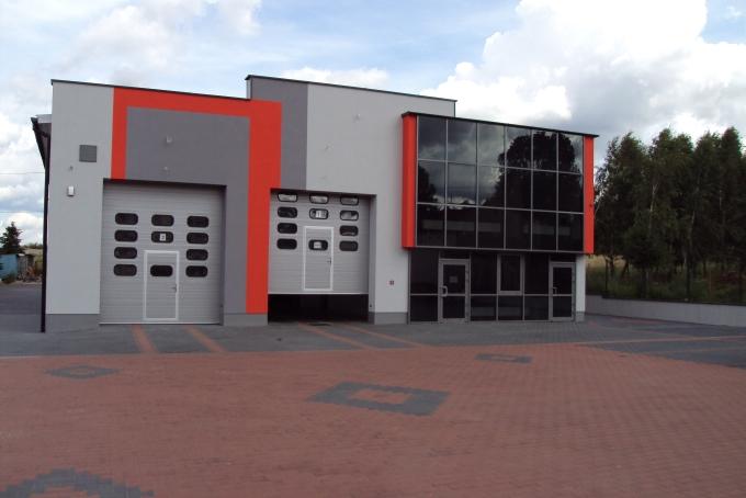 Firma Mar Mot Sklepy Motoryzacyjne Auto Serwis Stacja Kontroli